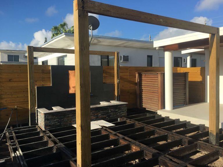 Pergola Design Miami