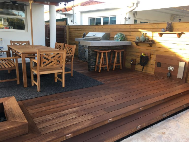 Composite Decking Miami