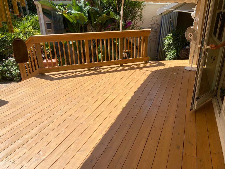 Patio deck builder Miami