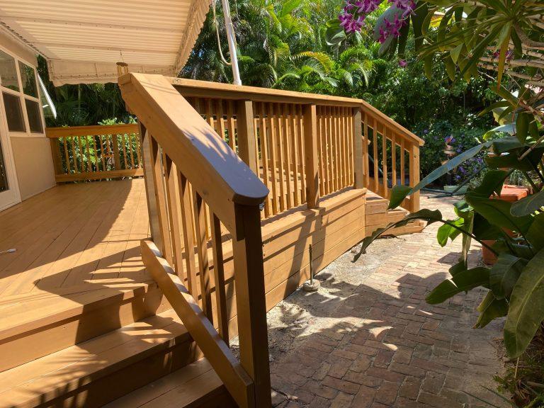 Patio Builder in Miami Fl