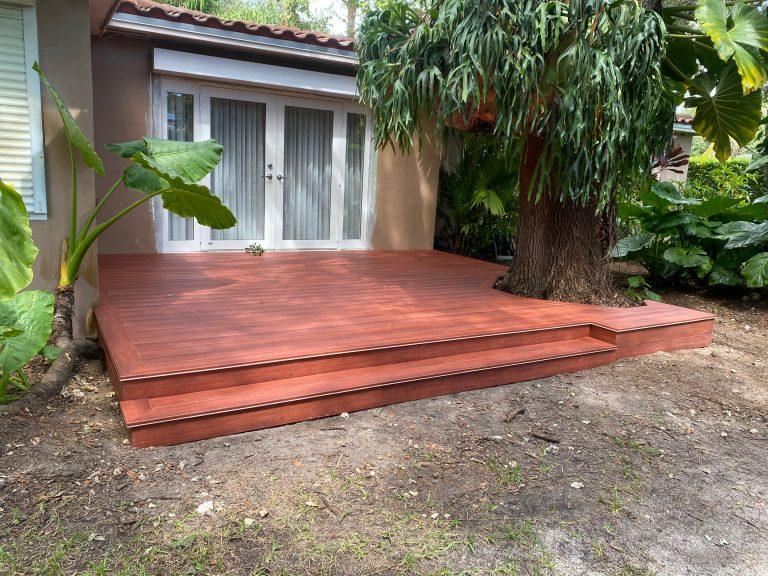 Patio Builder in Miami
