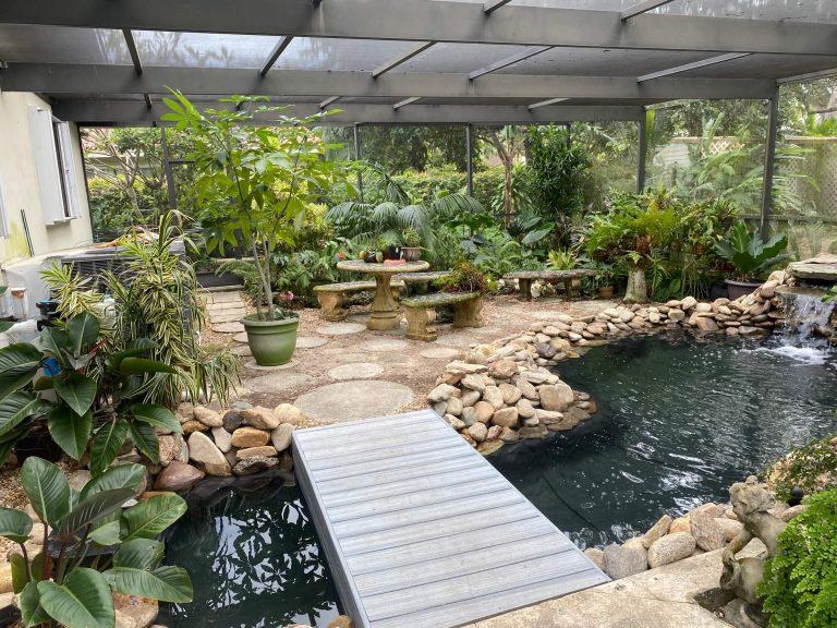 patio and pond miami